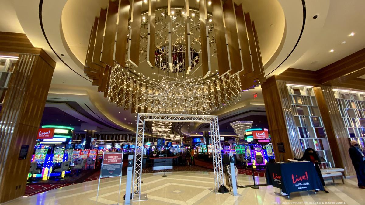 Inside the new $700 million Live! Casino & Hotel Philadelphia -  Philadelphia Business Journal