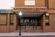 Lockerman-Bundy Elementary School is one of four locations that OrchKids operates out of, but many students ride busses from other schools to participate in the program.
