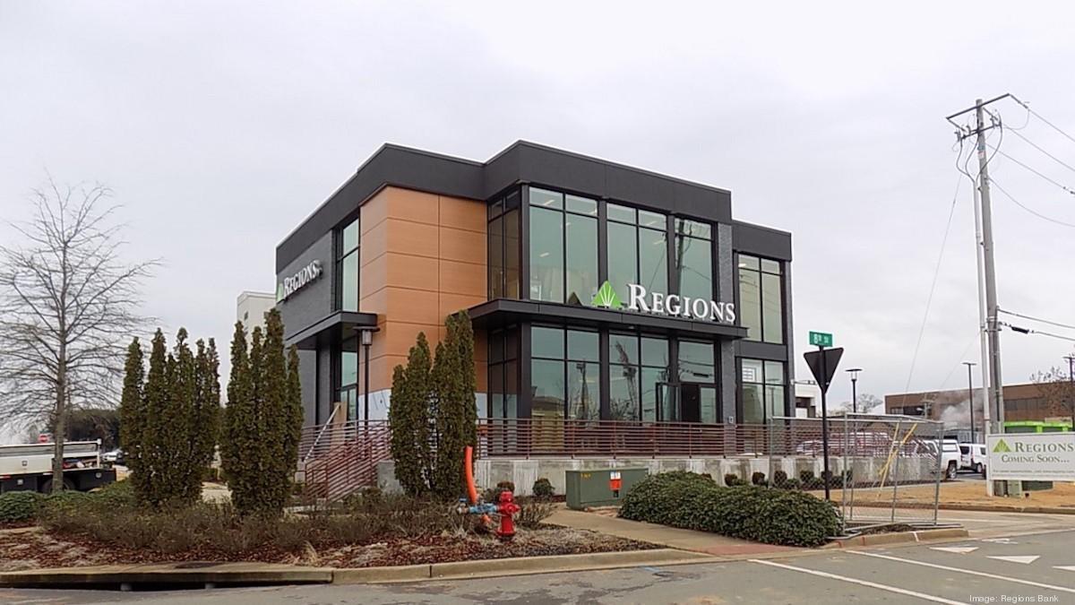 regions business account login