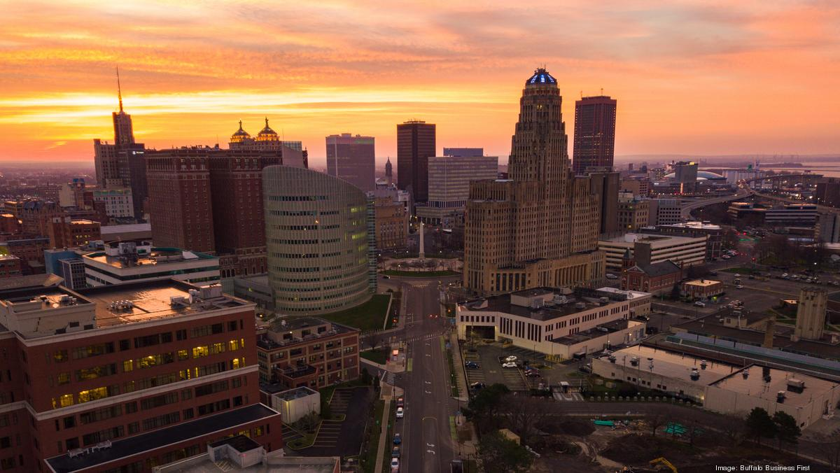 Buffalo businesses from above: Drone photos of WNY