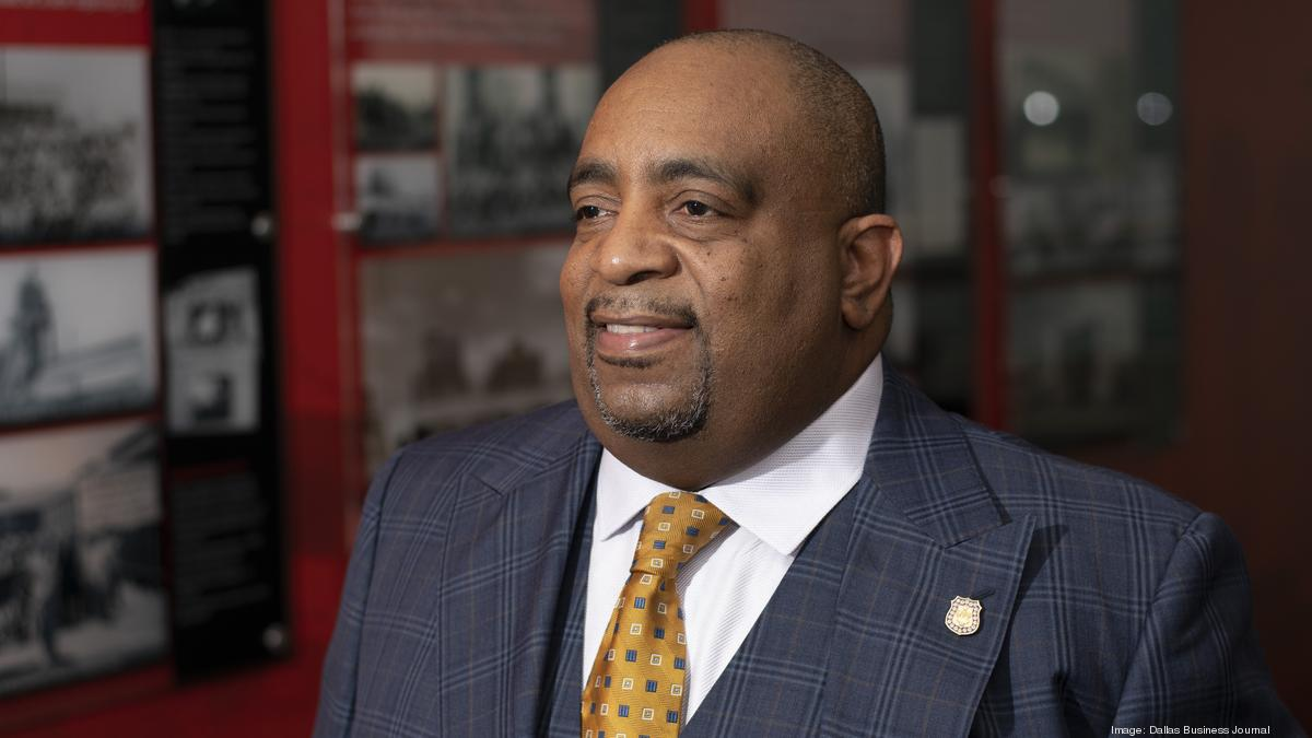 """Construction veteran Simeon Terry of Austin Commercial: """"If equity is  present, so will be diversity and inclusion"""" - Dallas Business Journal"""