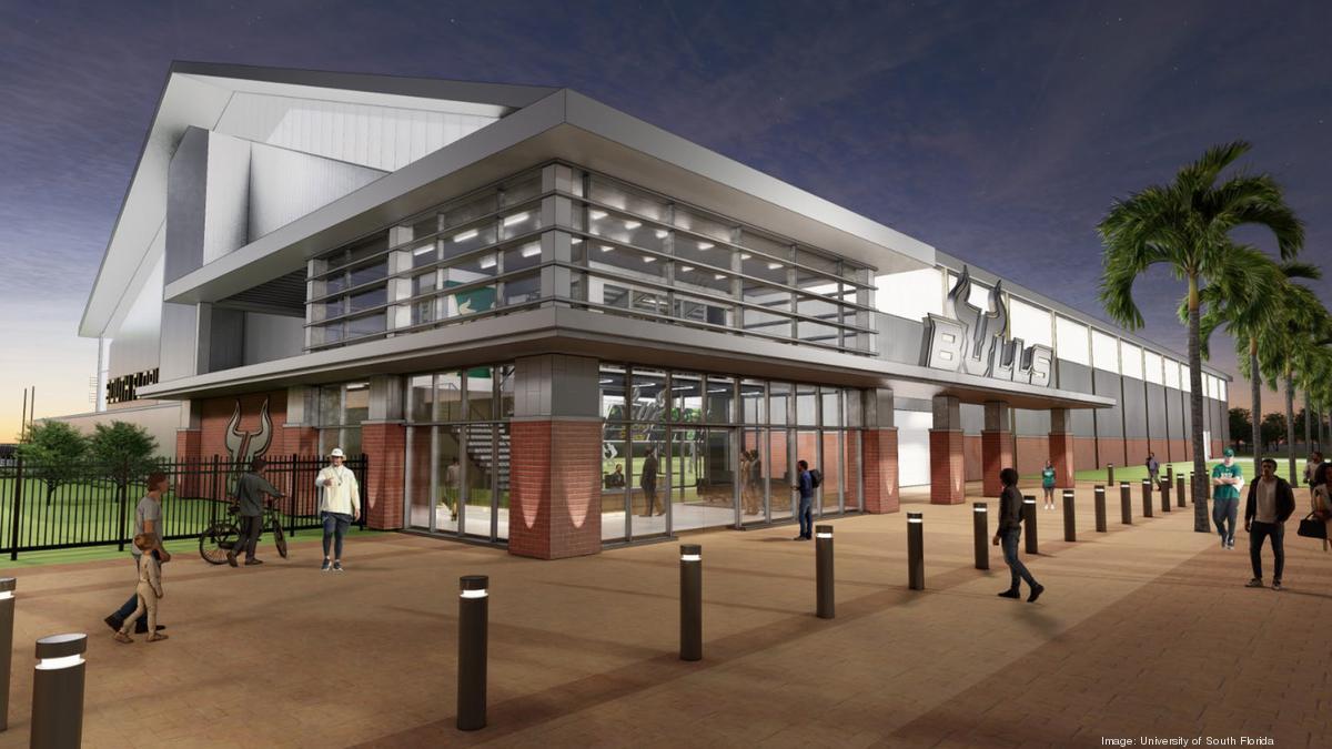 Usf 2022 Calendar.Hok S Kansas City Office Will Design 22m Usf Training Facility Kansas City Business Journal