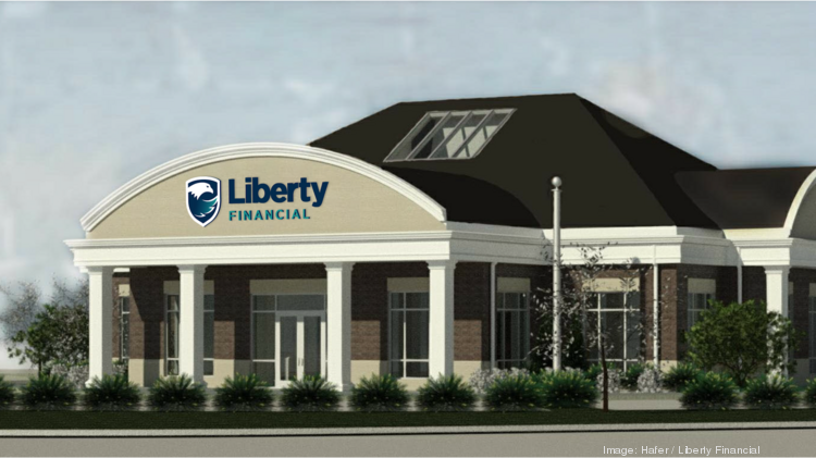 Liberty Financial will open a branch in Crestwood late this year. The credit union will invest $3.7 million into its new location