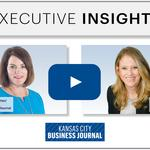 Executive insights: Wendy Reynolds, president at Bank of Blue Valley, discusses mentorship (Video)