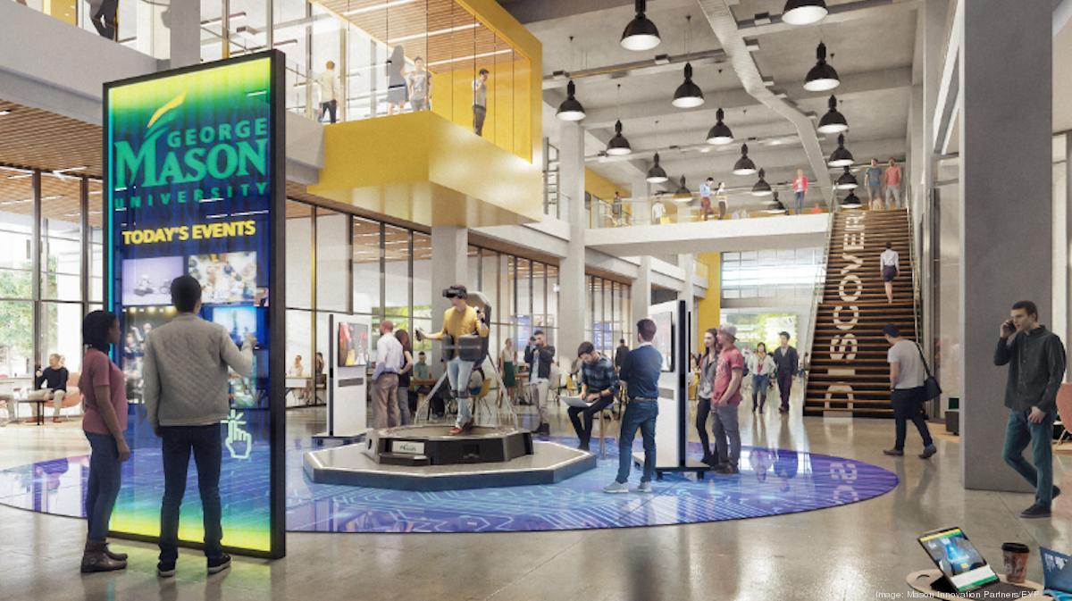 Gmu Academic Calendar Spring 2022.George Mason University Picks Team To Develop Amazon Inspired Arlington Campus Expansion Washington Business Journal