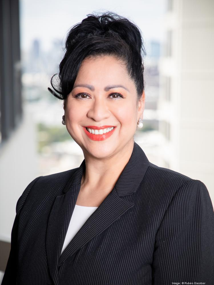 Laura G. Murillo is the CEO and president of the Houston Hispanic Chamber of Commerce.