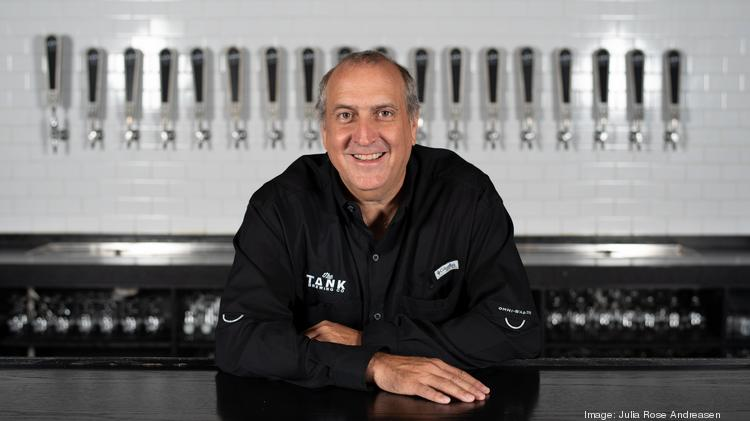 Carlos Padron, owner and founder of the Tank Brewing Co. in Miami.