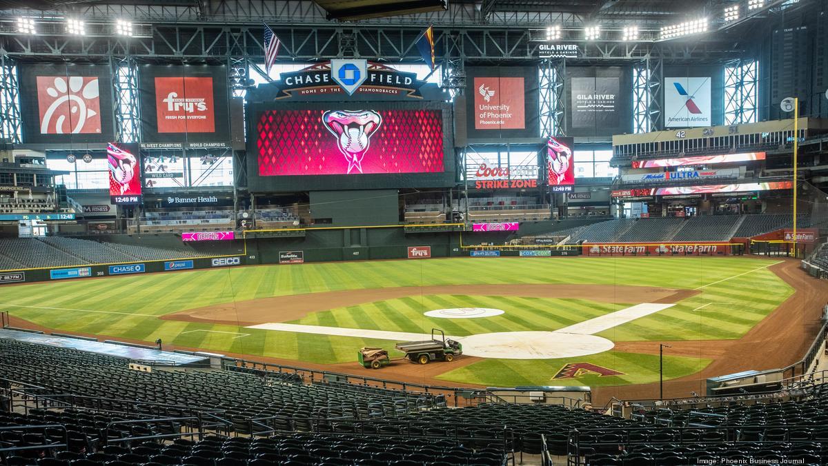 Diamondbacks partner with big name for sports betting in Arizona - Phoenix  Business Journal
