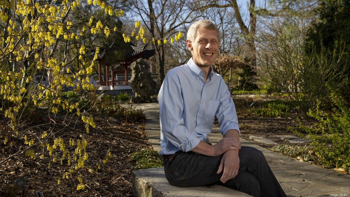 Missouri Botanical Garden's Robbie Hart finds his passion in the Himalayas - St. Louis Business Journal