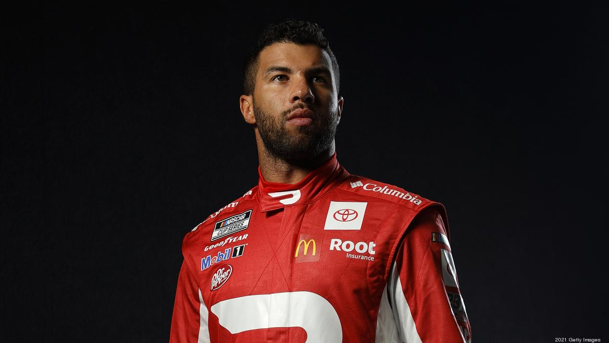 NASCAR driver Bubba Wallace partners with Novant Health to promote health equity, address Covid-19 vaccine hesitancy - Triad Business Journal