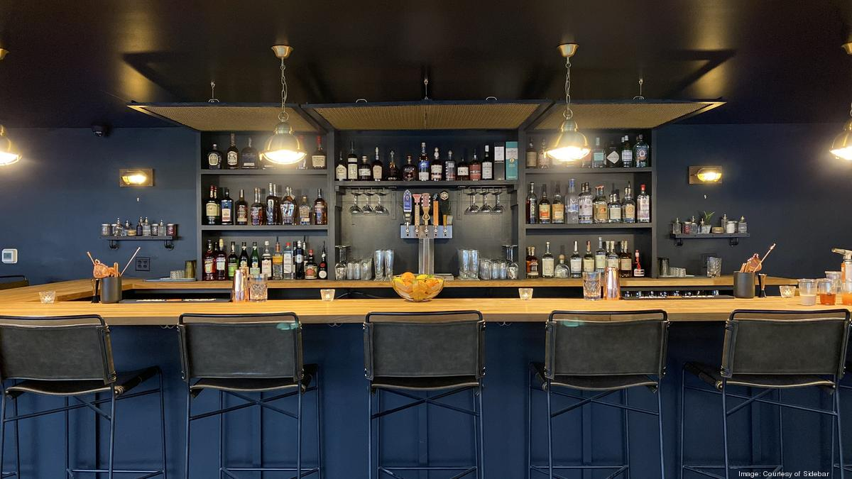 Sidebar, a new cocktail lounge, is opening in downtown Nashville - Nashville Business Journal