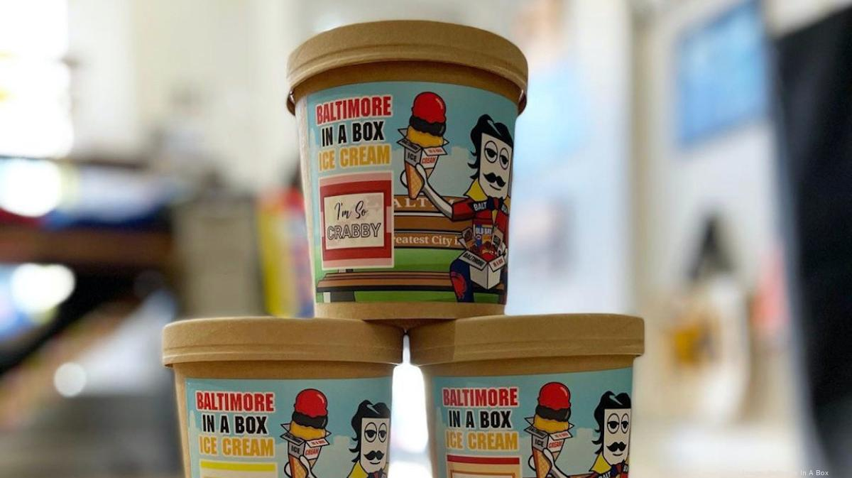 Baltimore In A Box Ice Cream will open on the Avenue in Hampden this spring - Baltimore Business Journal