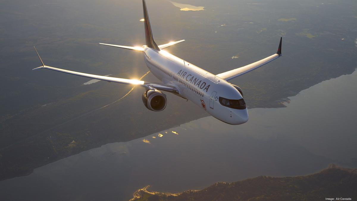 Air Canada bailout saves Boeing 737 Max, Airbus A220 jet orders - Puget Sound Business Journal