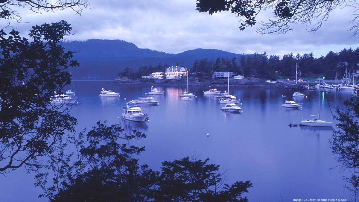 Patti Payne's Cool Pads: Rosario Resort & Spa on Orcas Island hits the market - Puget Sound Business Journal