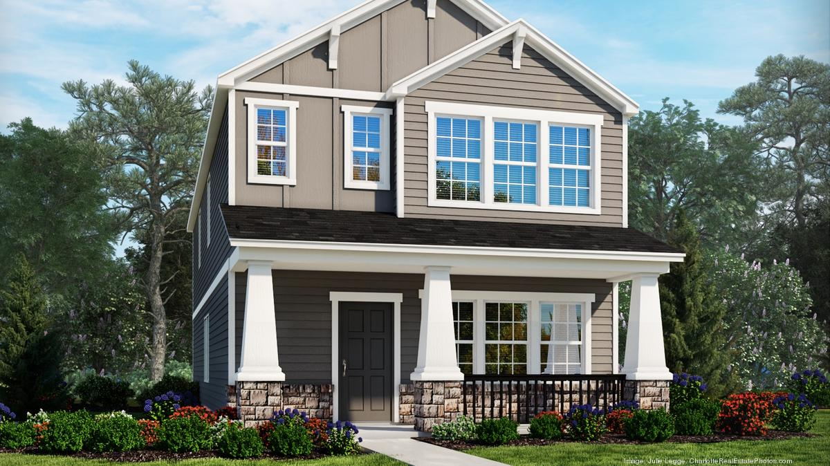 BUZZ: Meritage Homes opens sales at Preston Park in Pineville - Charlotte Business Journal