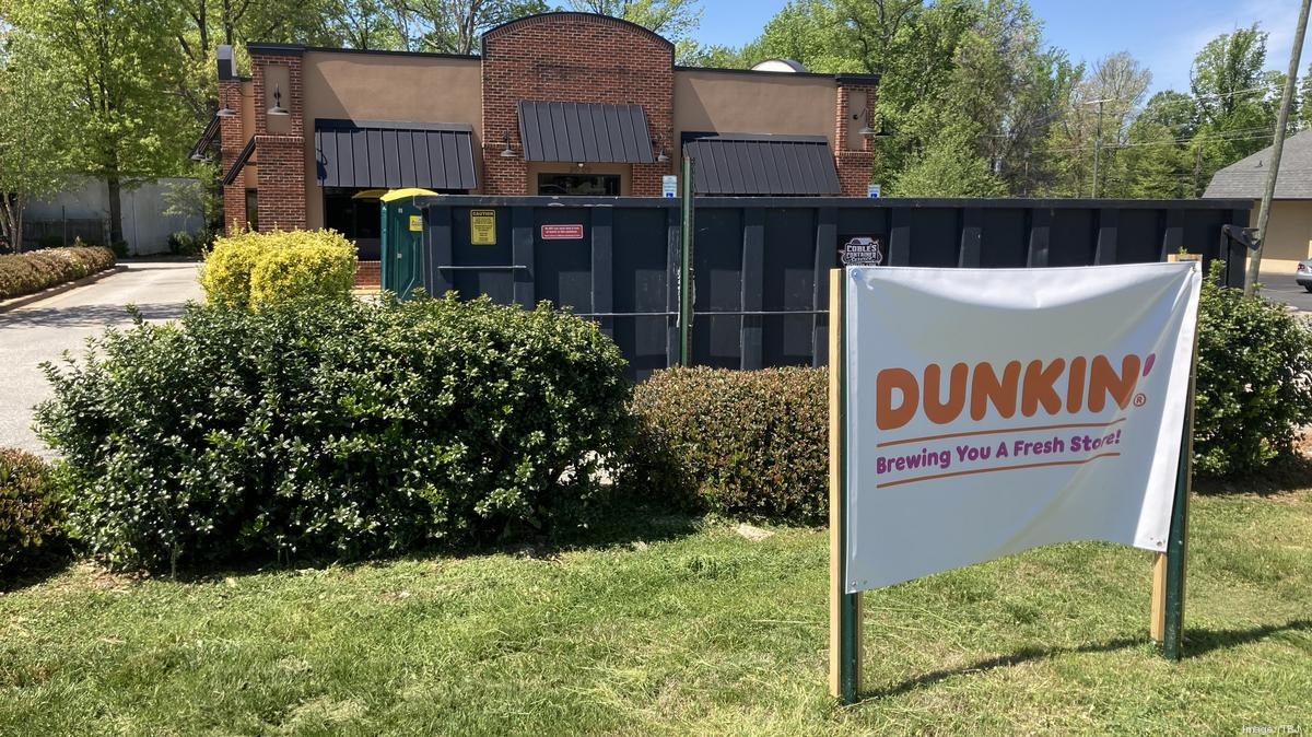 Dunkin' will open location on Battleground Ave. in Greensboro - Triad Business Journal