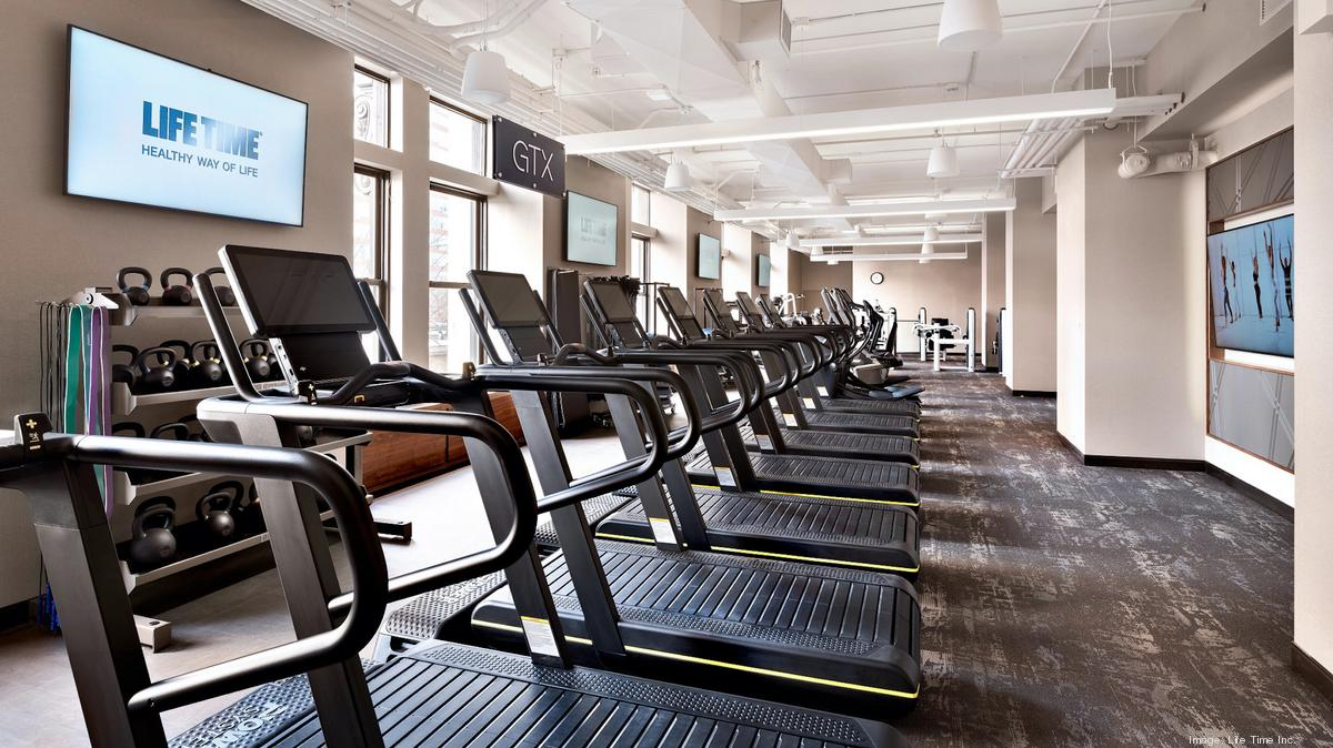 Life Time To Open High End Fitness Center In Manhattan S Battery Park New York Business Journal