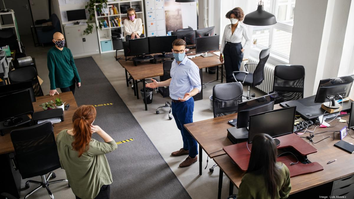 There's a cost of not working in the office, too - The Business Journals