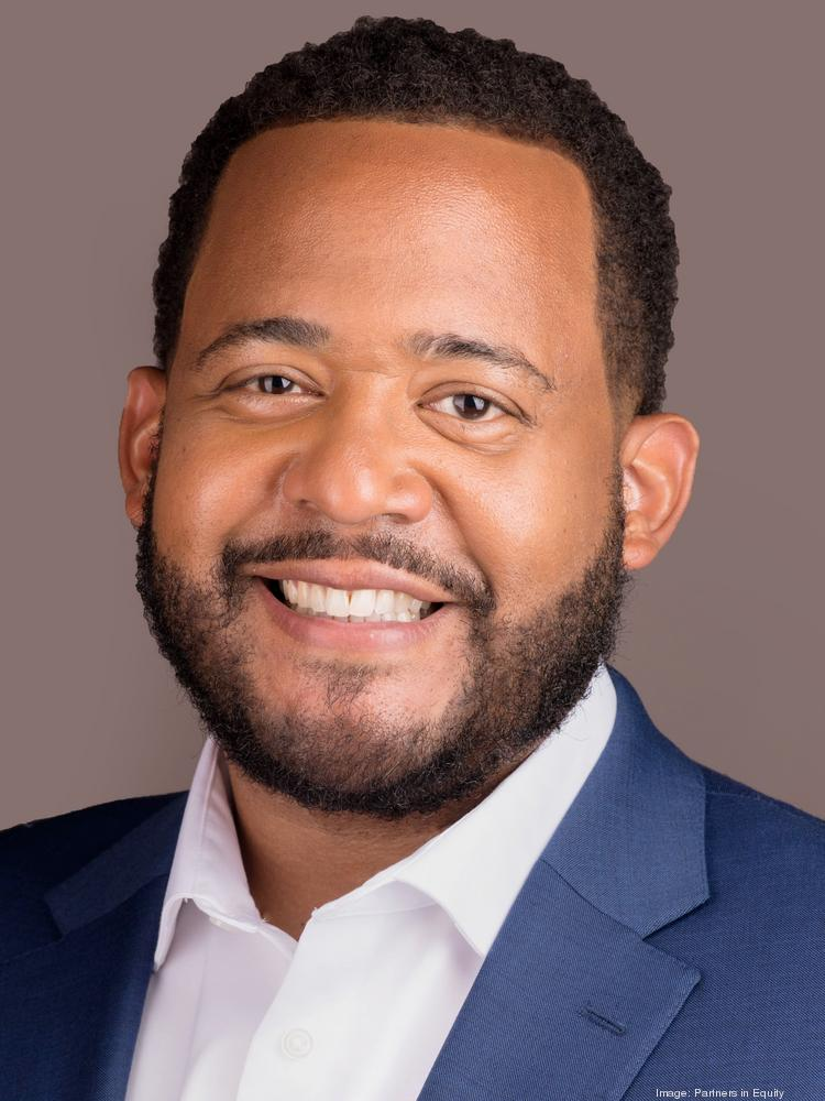 Talib Graves-Manns, one of three founding co-partners of Partners in Equity.