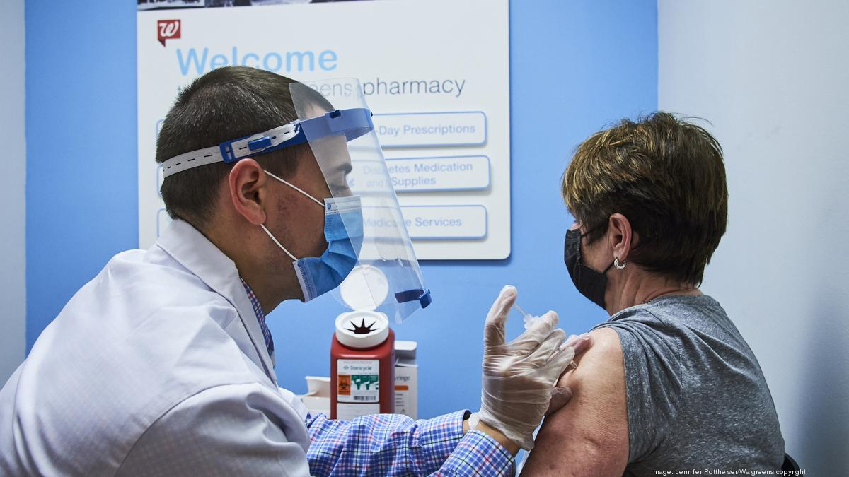 Walgreens To Bring Mobile Covid Vaccination Clinics To Chicago Chicago Business Journal