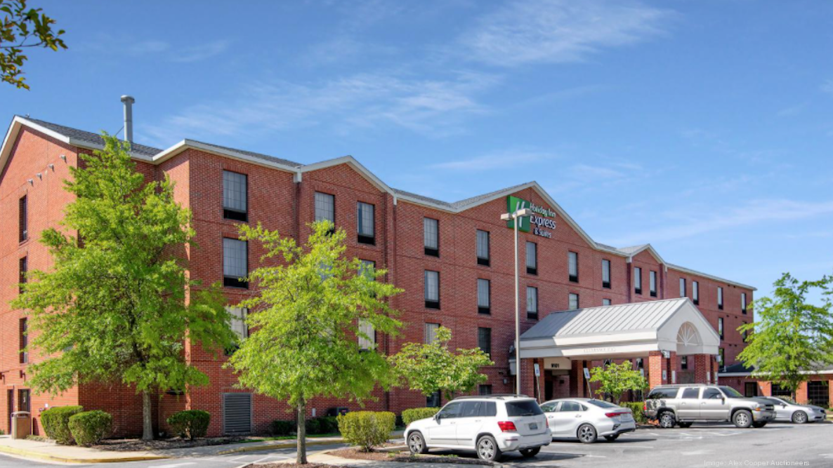Holiday Inn Express in Upper Marlboro sells for premium at foreclosure auction - Washington Business Journal
