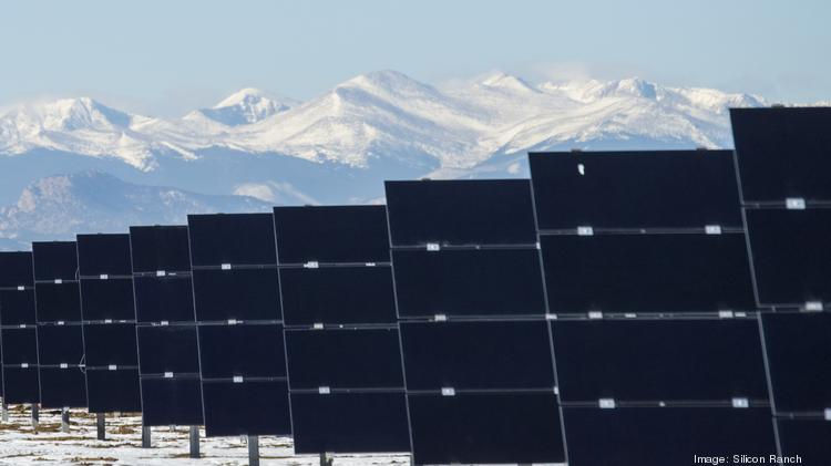 Valley View Solar is one of Silicon Ranch's first facilities in Colorado.
