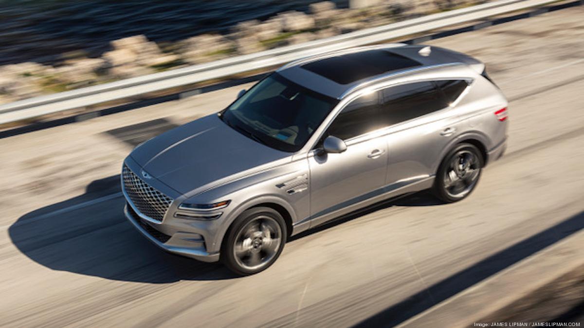 Weekend Wheels: Genesis GV80 proves upstart luxury brand has what it takes - Phoenix Business Journal