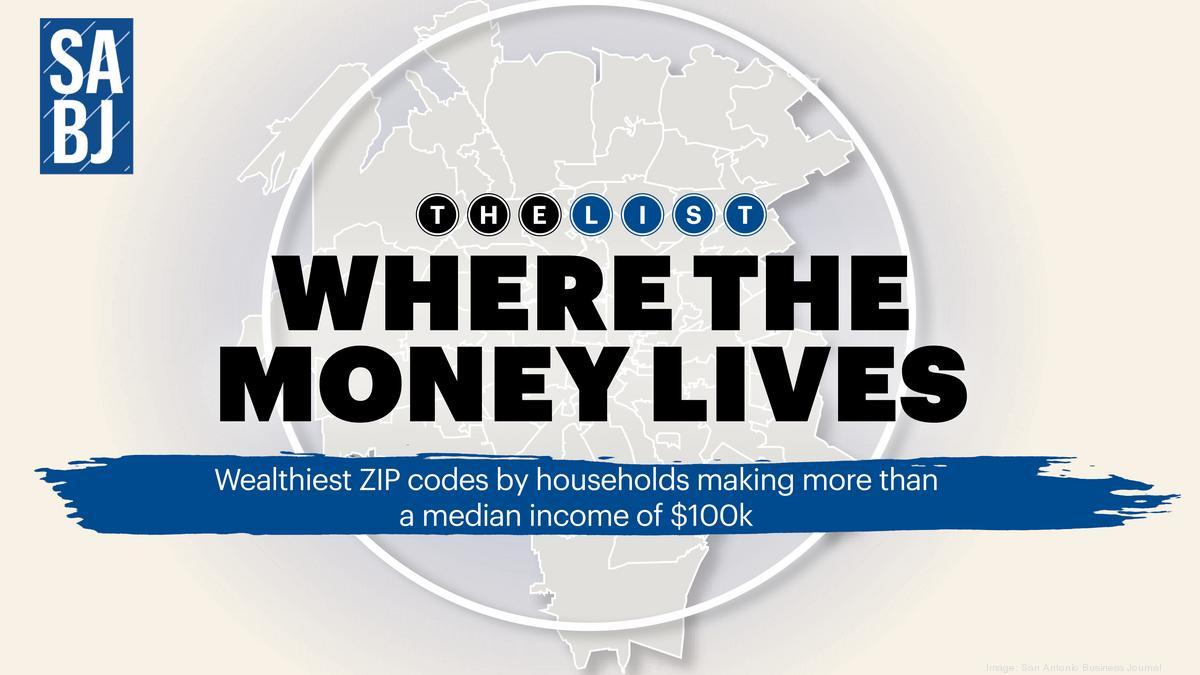 Wealthiest Zip Codes In Texas
