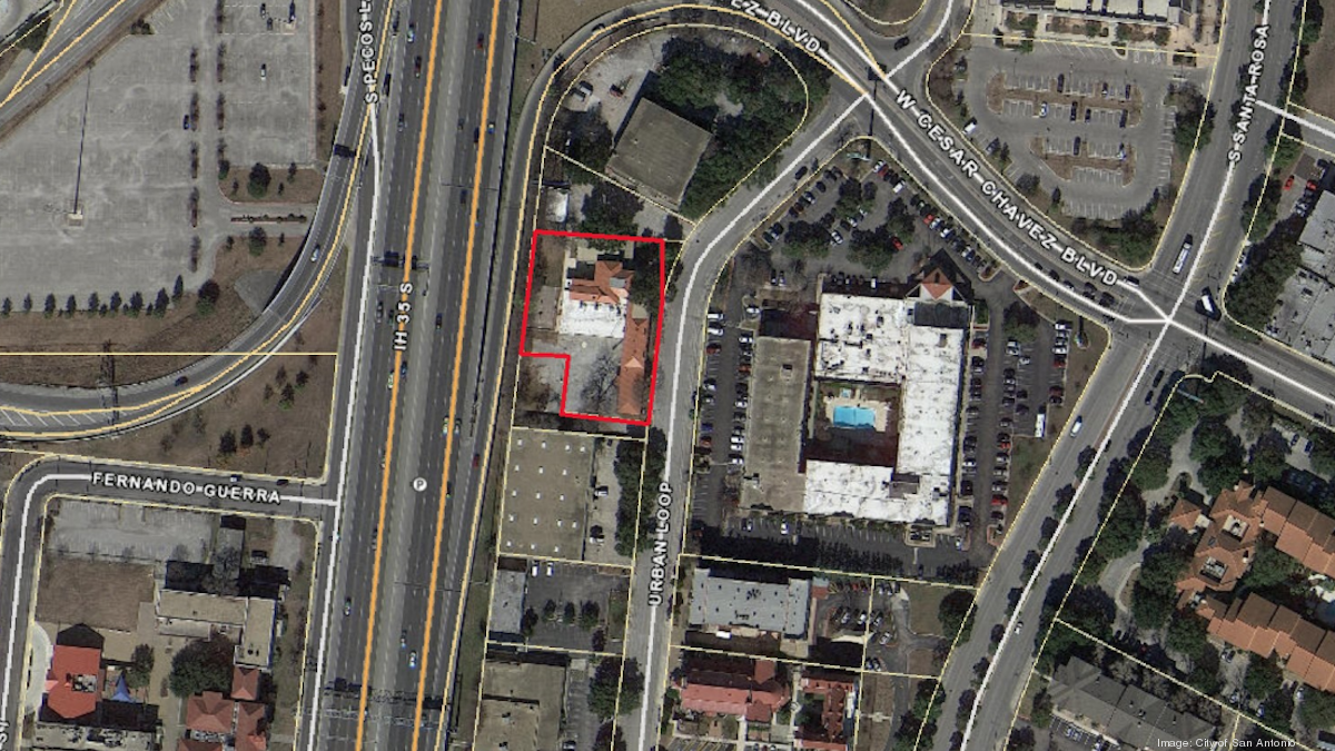 8-story apartment tower proposed near UTSA downtown campus - San Antonio Business Journal