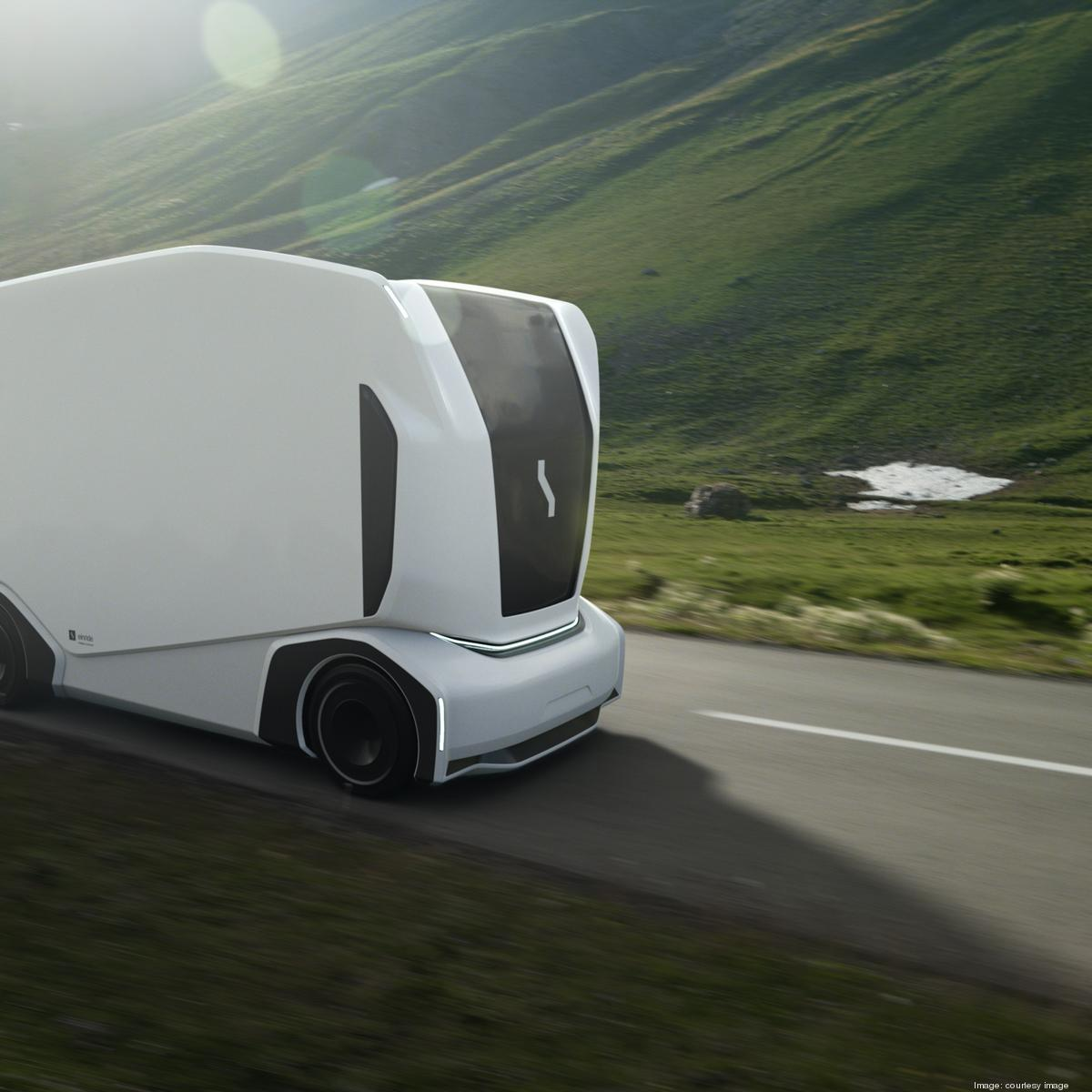 Autonomous trucking company Einride to set up US headquarters in Austin after raising $110M
