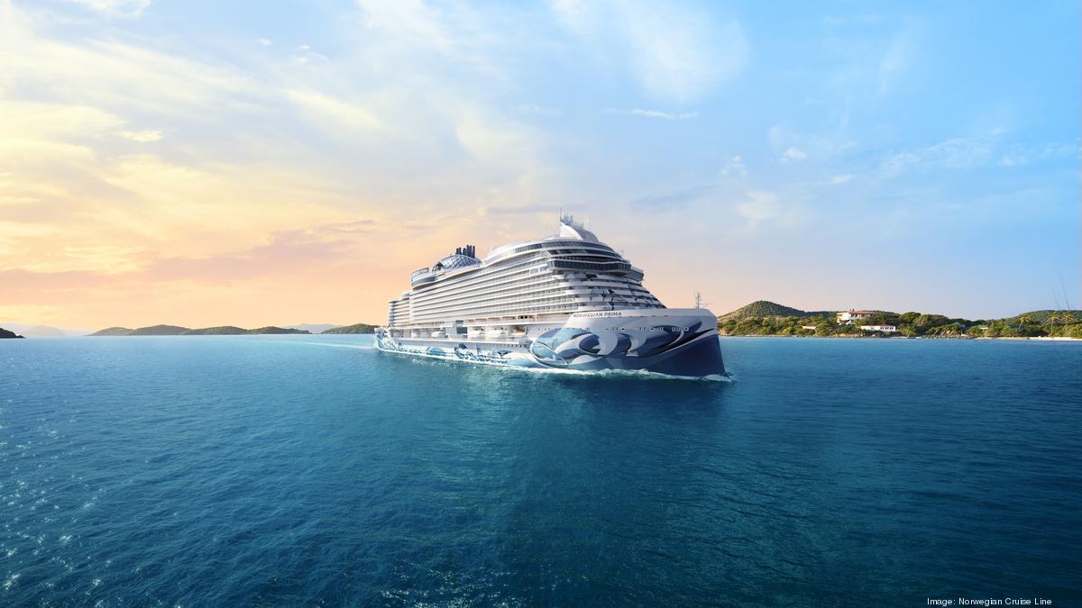 Norwegian Cruise Line's new Prima megaship to sail from Galveston - Houston Business Journal