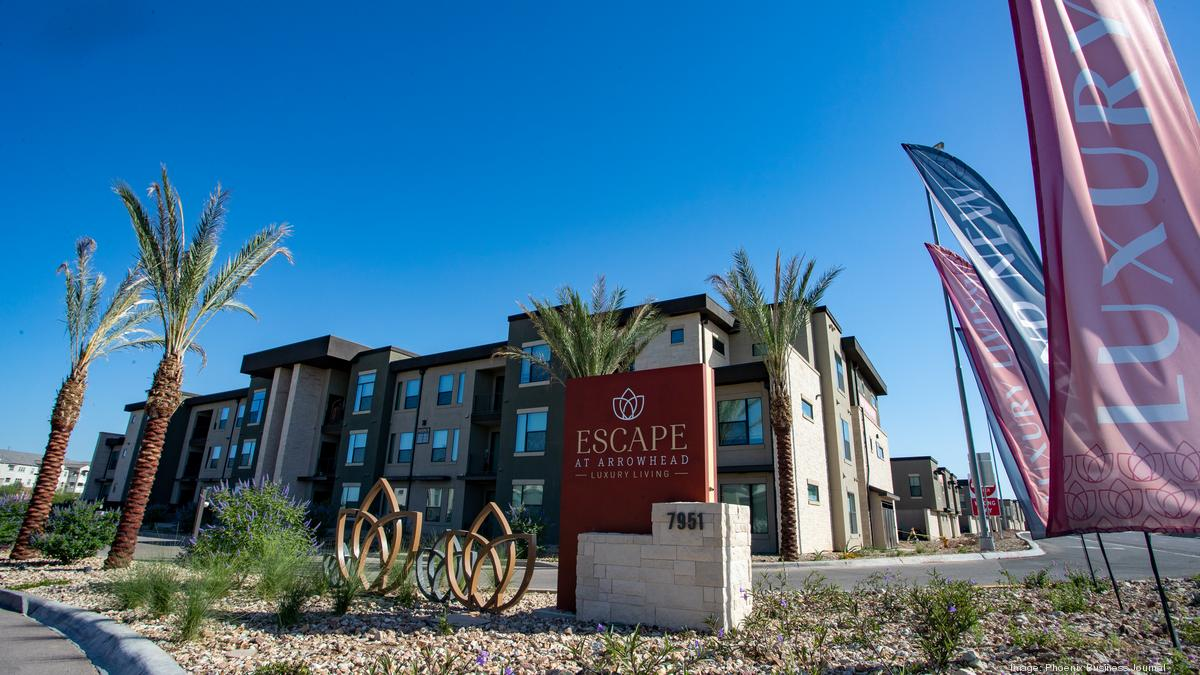 3 apartments sell for $270M in Valley's hot multifamily market - Phoenix Business Journal