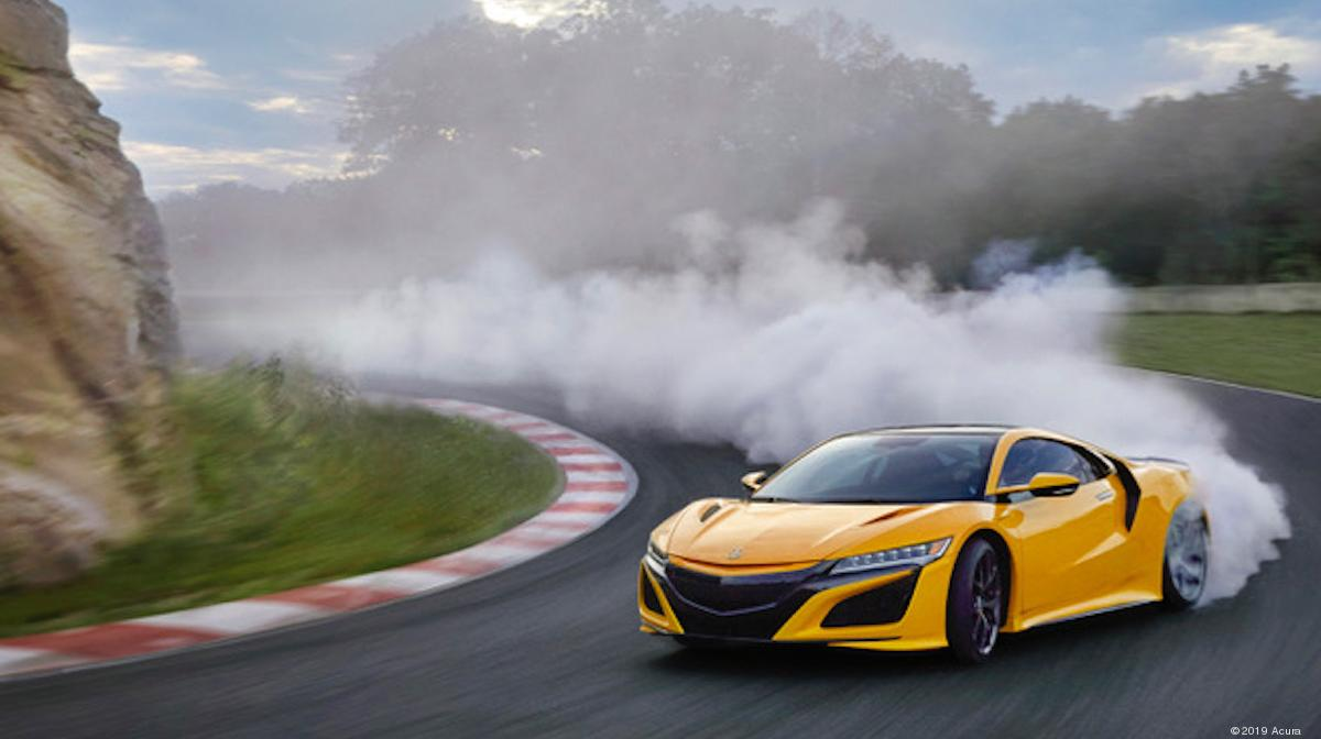 Weekend Wheels: Acura NSX stands out with hybrid power; faces Corvette challenge - Phoenix Business Journal