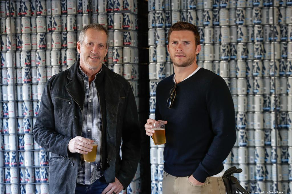 Scott Eastwood & Made Here Beer Launches in Colorado