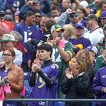 Ravens attendance slightly down from last year, following NFL trend