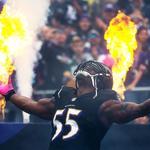 The Ravens crack $2 billion in value, drop in NFL rankings