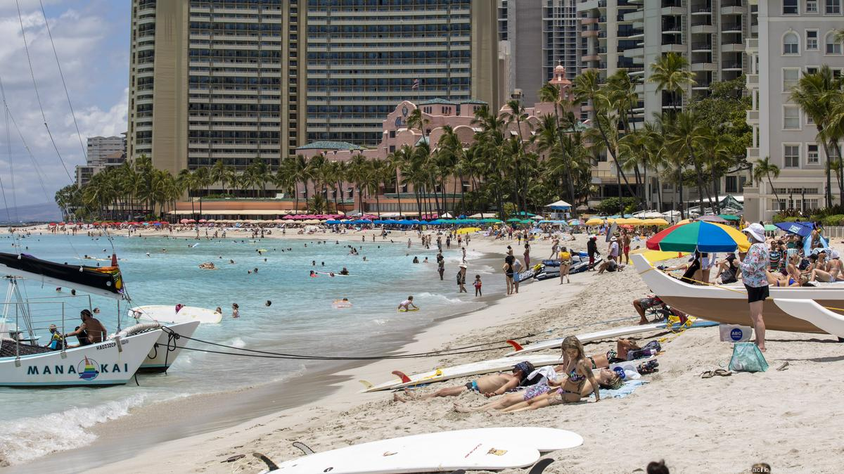 Hawaii Tourism Authority approves Oahu management plan - Pacific Business News