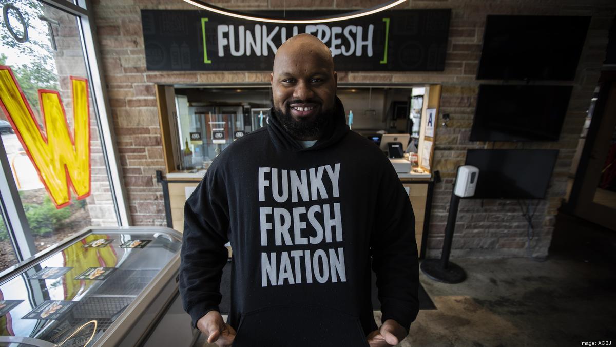 Funky Fresh, A Goodman's Desserts chart growth: Neighborhood Achievers - Milwaukee Business Journal