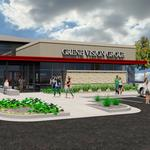 Grene Vision Group remodeling N. Maize Road clinic