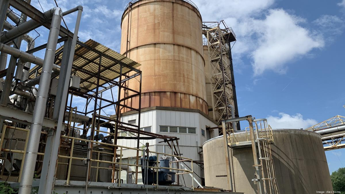 Alexandria's Potomac River power plant is finally set to be redeveloped. Here's a rare look inside. - Washington Business Journal