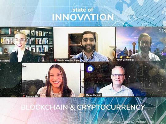 NTX Inno State of Innovation: Blockchain & Cryptocurrency