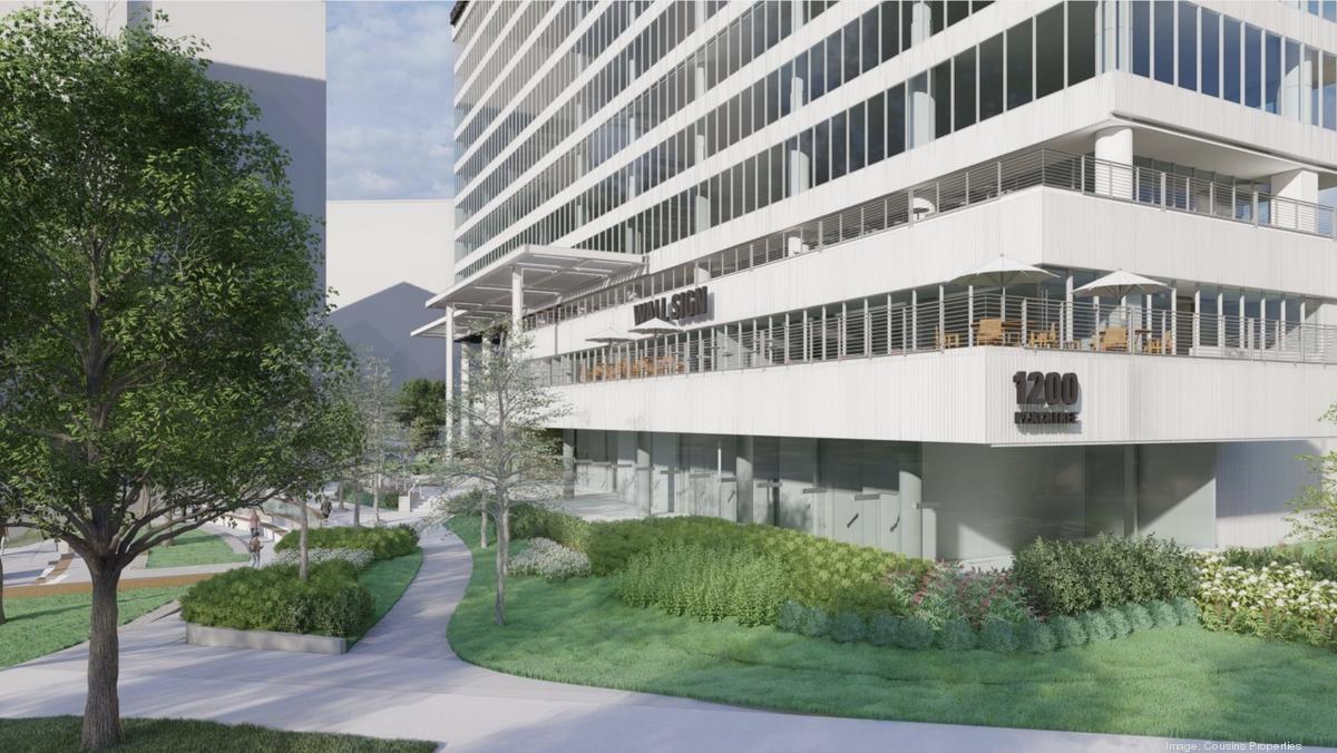 Former Norfolk Southern Atlanta headquarters set for major renovation - Atlanta Business Chronicle