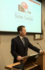 Could increased solar production threaten NC utility model?