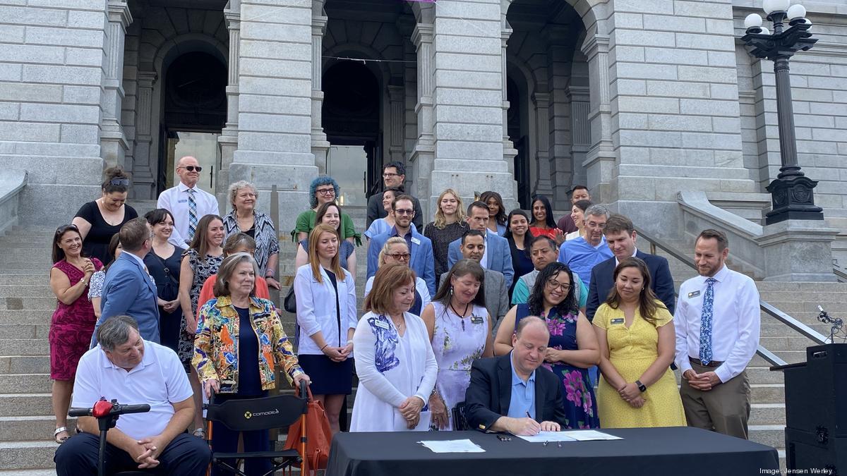 Gov. Jared Polis signs into law Colorado Option, Prescription Drug Affordability Board - Denver Business Journal