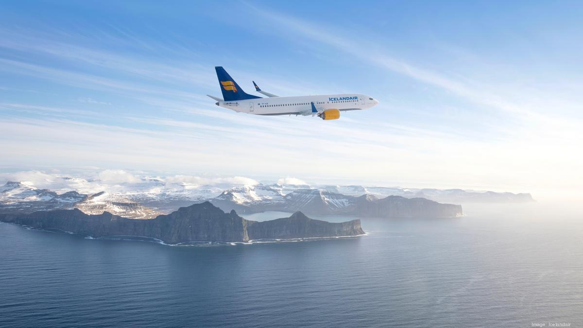 Icelandair to add BWI Airport flights in 2022 - Washington Business Journal