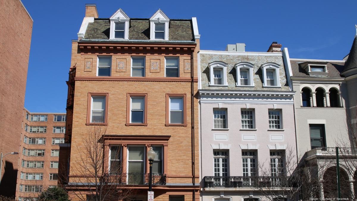 University of Utah buys Dupont Circle property to house interns - Washington Business Journal