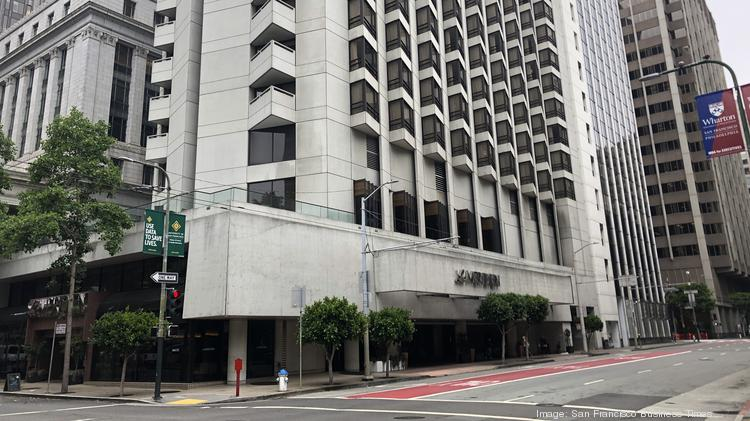 The 360-room Le Meridien hotel, located at 333 Battery St., is being sold to an undisclosed buyer for proceeds of $221.5 million — about $615,000 per key — owner Park Hotels disclosed on Tuesday.