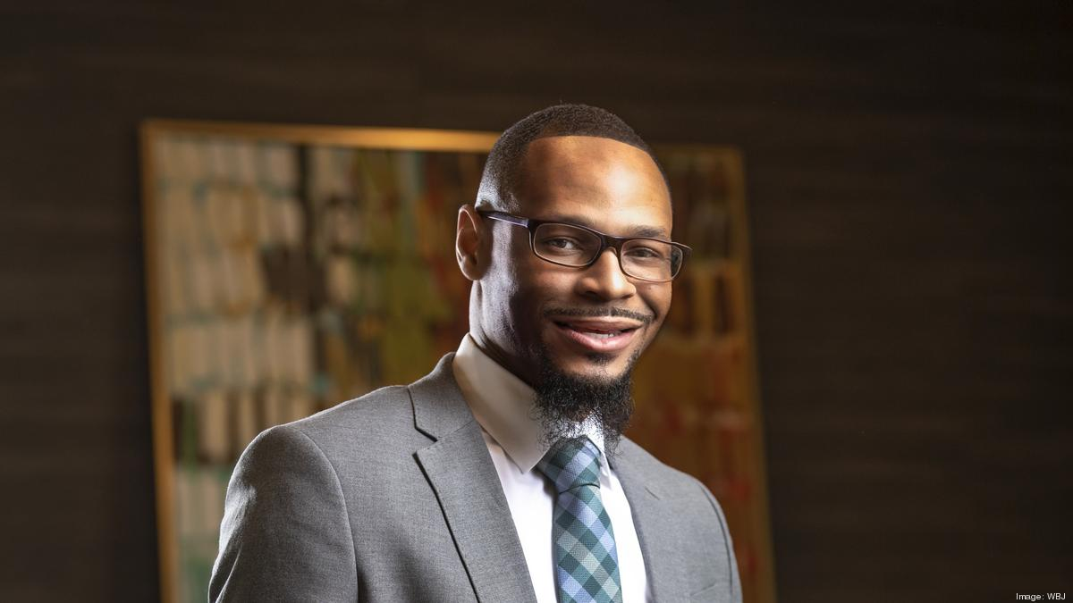 40 Under 40: Corinthian G. Kelly, Sedgwick County - Wichita Business Journal