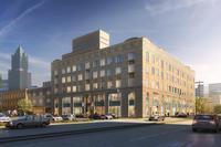 Jeffers starts work on 141 apartments in former Journal Sentinel office downtown