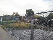 White Castle has not operated in St. Matthews since 2002 but will take its place on this site soon.